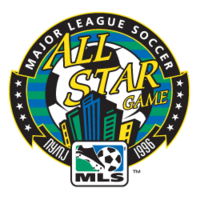 1996 MLS All-Star Game logo.png