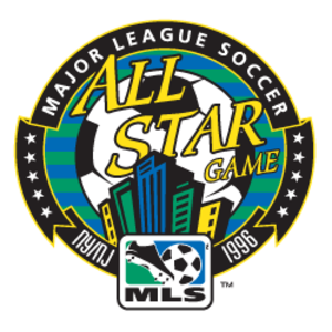 1996 MLS All-Star Game - Image: 1996 MLS All Star Game logo