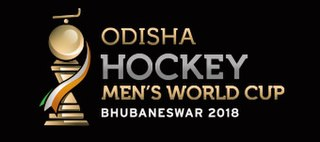 2018 Mens Hockey World Cup 2018 edition of the Mens Hockey World Cup