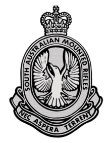 3 19 South Australia Mounted Rifles cap badge.png