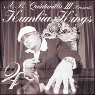 4 (Kumbia Kings album) - Image: 4 Kumbia Kings