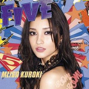 Five (Meisa Kuroki song) - Image: 5Five regular