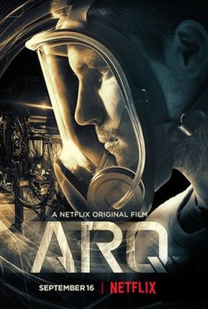 ARQ (film) - Digital release poster
