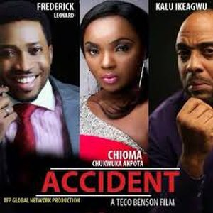 Accident (2013 film) - Release Poster