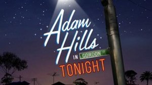 Adam Hills Tonight - Image: Adam Hills in Gordon Street Tonight logo