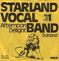 ?Afternoon Delight? cover