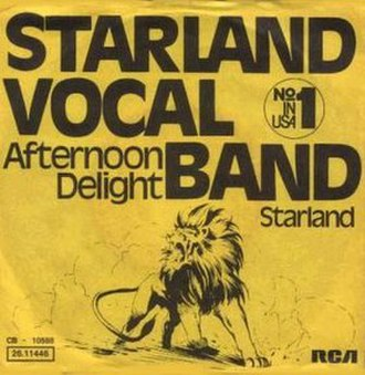 Afternoon Delight - Image: Afternoon Delight by The Starland Vocal Band