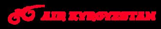 Air Kyrgyzstan - Image: Air Kyrgyz logo en