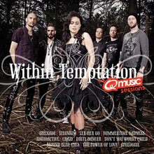 Album cover of Within Temptation album The Q-Music Sessions.png