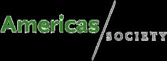 Americas Society - Image: Americas Society logo