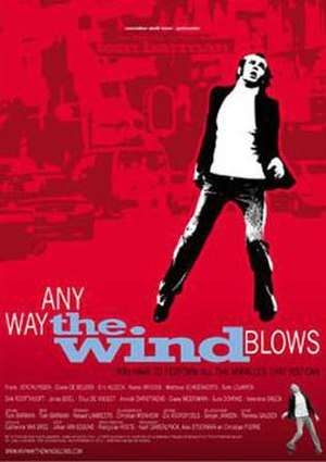 Any Way the Wind Blows (film) - Image: Any Way the Wind Blows (movie poster)