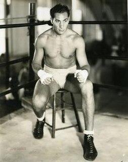 Art Lasky American boxer