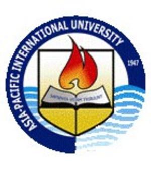 Asia-Pacific International University - Image: Asia Pacific International University logo