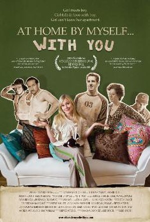 At Home by Myself...With You - Promotional Poster