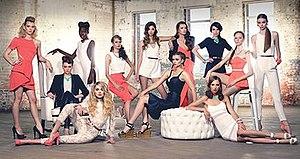Australia's Next Top Model (cycle 9) - Image: Aus NTM 9 Cast