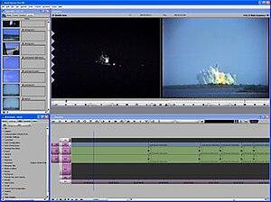 Xpress Pro - Image: Avid Xpress Pro HD Snapshot