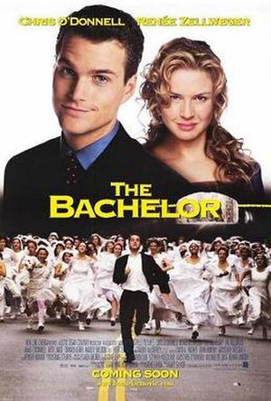 The Bachelor (1999 film) - Theatrical release poster