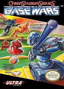 Image result for nes base wars