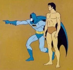 The Batman/Tarzan Adventure Hour - Screen capture