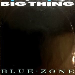 Big Thing (song) - Image: Big Thing single by Blue Zone