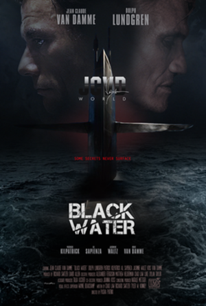 Black Water (2018 film) - Theatrical release poster