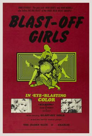 Blast-Off Girls - Image: Blast Off Girls