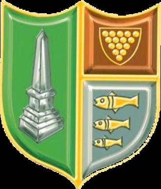 Bodmin Town F.C. - Image: Bodmin Town F.C. logo