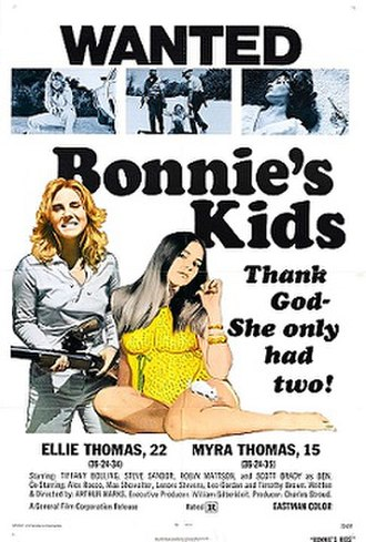 Bonnie's Kids - US film poster