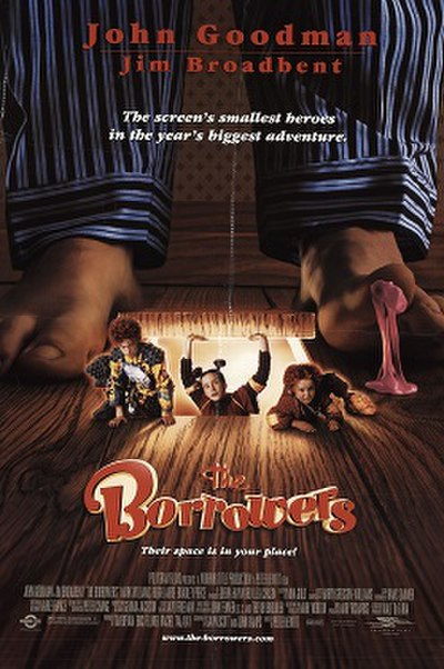 Picture of a movie: The Borrowers