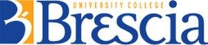 Brescia University College - Image: Brescia Logo