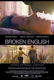 <i>Broken English</i> (2007 film)