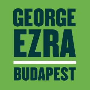 Budapest (song) - Image: Budapest by George Ezra