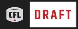 Canadian College Draft - Image: CFL Draft Logo 2016