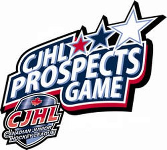 Canadian Junior Hockey League - Image: CJHL Prospects Game logo