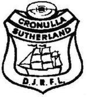 Cronulla-Sutherland District Rugby Football League - Image: CSDRFL