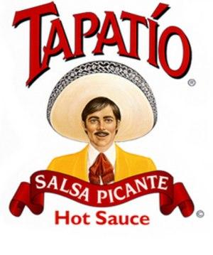 Tapatío hot sauce - Image: Charo white bg