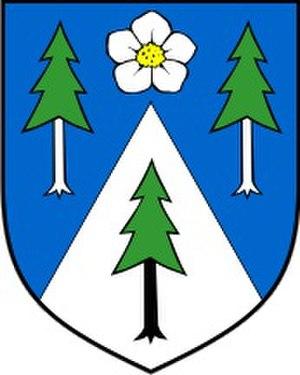 Vrhovine - Image: Coat of arms of Vrhovine municipality