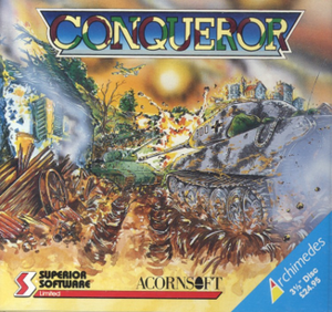 Conqueror (video game) - Image: Conqueror superior