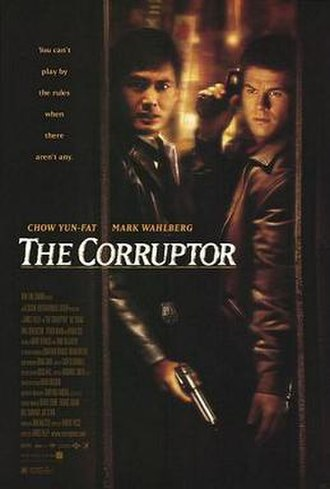 The Corruptor - Theatrical release poster