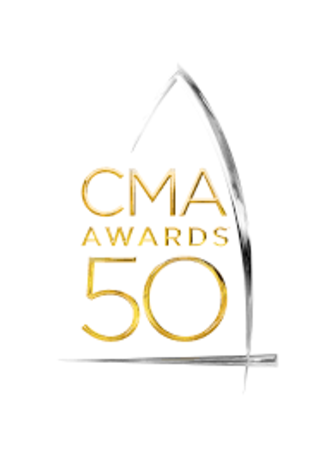 Country Music Association Awards - 50th anniversary logo
