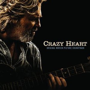 Crazy Heart (soundtrack) - Image: Crazy heart soundtrack