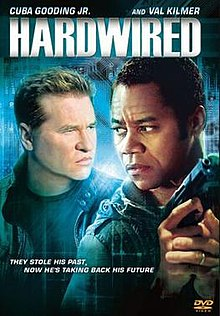 DVD cover of Hardwired (film).jpg