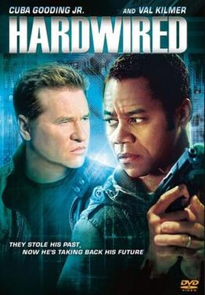 Hardwired (film) - DVD cover