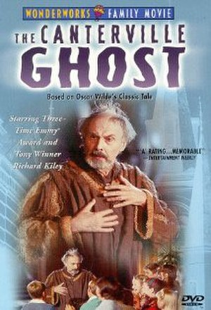 The Canterville Ghost (1985 film) - DVD cover of The Canterville Ghost