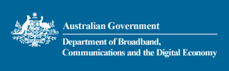 Department of Broadband, Communications and the Digital Economy - Image: Department of Broadband, Communications and the Digital Economy (logo)