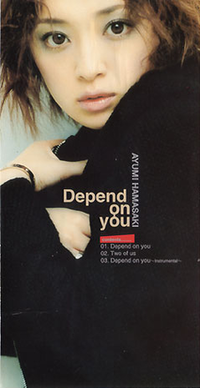 """Depend on You"" cover"