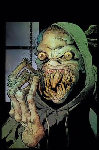 Doctor Death (comics) - Image: Doctor Death
