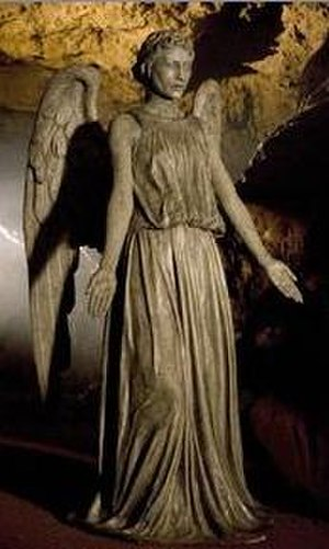 Weeping Angel - Image: Doctor Who Weeping Angel from The Time of Angels