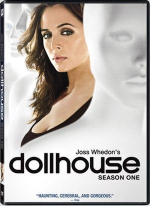 Dollhouse (season 1) - Image: Dollhouse S1DVD