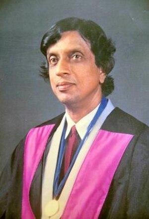 D. V. J. Harischandra - Image: Dr D. V. J. Harischandra (1938 2013)